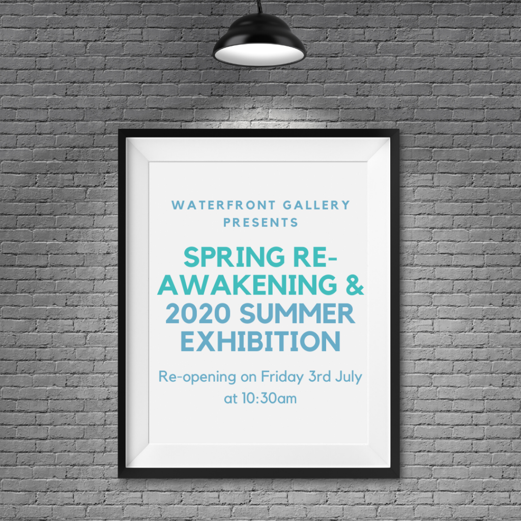 Spring Re-awakening and 2020 Summer Exhibition