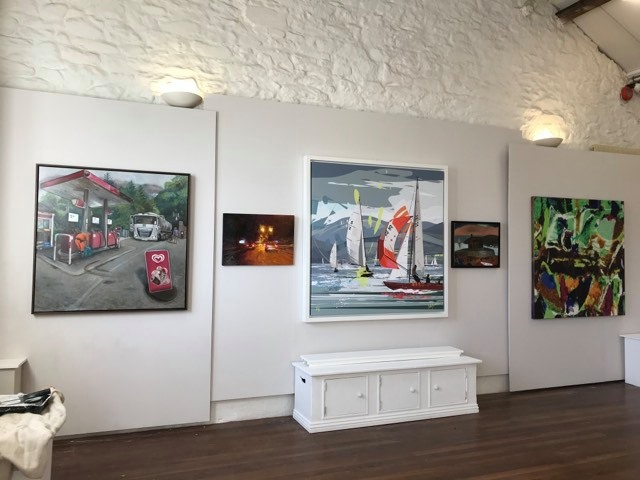 Exciting Artworks being displayed on our Wales Contemporary 2020 Exhibitions
